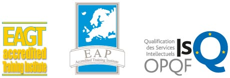 Certifications EAGT - EAP - OPQF